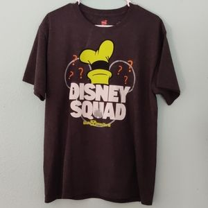 Disney squad shirt